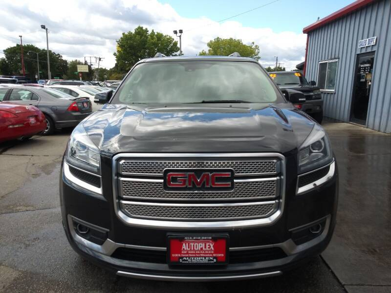 2015 GMC Acadia for sale at Autoplex 2 in Milwaukee WI