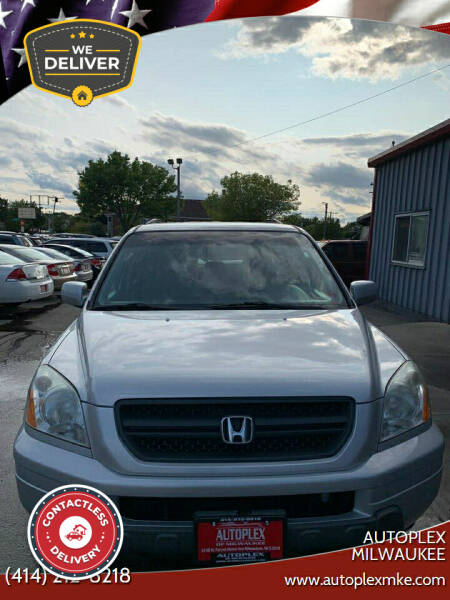 2004 Honda Pilot for sale at Autoplex 2 in Milwaukee WI