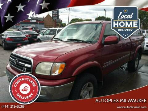 2001 Toyota Tundra for sale at Autoplex 2 in Milwaukee WI