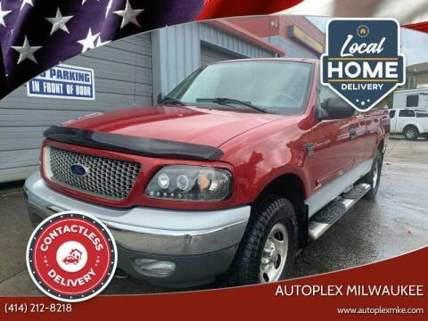 2004 Ford F-150 Heritage for sale at Autoplex 2 in Milwaukee WI