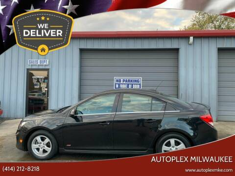 2015 Chevrolet Cruze for sale at Autoplex 2 in Milwaukee WI