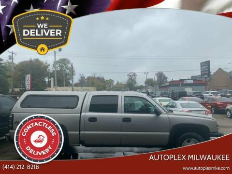 2005 Chevrolet Silverado 1500 for sale at Autoplex 2 in Milwaukee WI