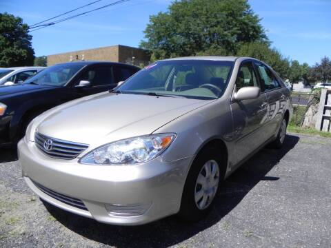 2006 Toyota Camry for sale at Quality Auto Today in Kalamazoo MI