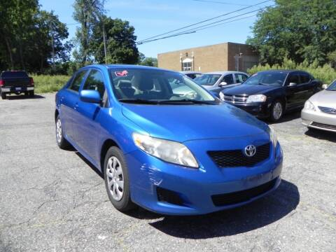 2010 Toyota Corolla for sale at Quality Auto Today in Kalamazoo MI