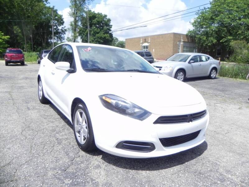 2015 Dodge Dart for sale at Quality Auto Today in Kalamazoo MI
