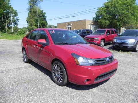 2011 Ford Focus for sale at Quality Auto Today in Kalamazoo MI