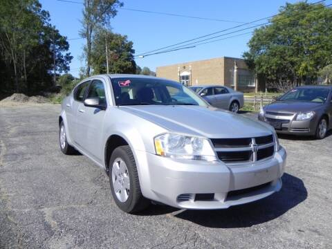 2010 Dodge Avenger for sale at Quality Auto Today in Kalamazoo MI