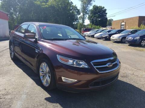 2010 Ford Taurus for sale at Quality Auto Today in Kalamazoo MI