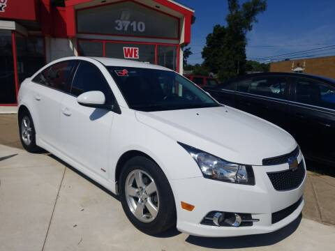 2014 Chevrolet Cruze for sale at Quality Auto Today in Kalamazoo MI