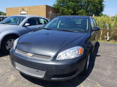 2014 Chevrolet Impala Limited for sale at Quality Auto Today in Kalamazoo MI