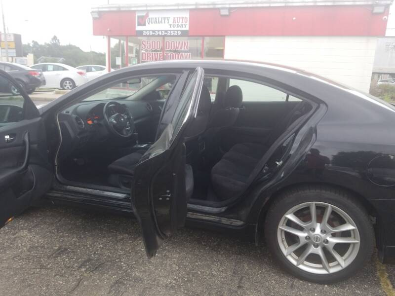 2011 Nissan Maxima for sale at Quality Auto Today in Kalamazoo MI
