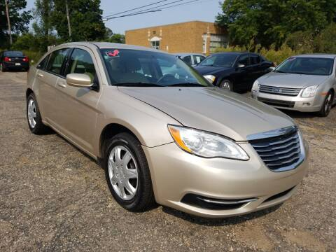 2014 Chrysler 200 for sale at Quality Auto Today in Kalamazoo MI