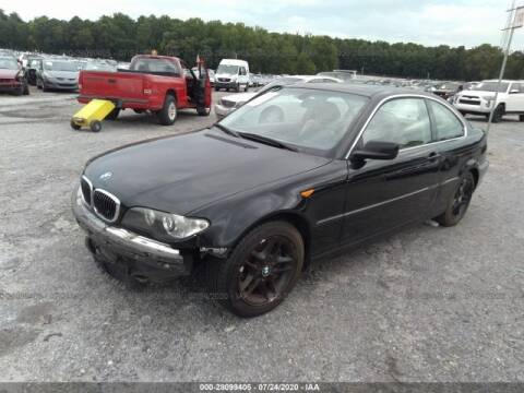 2004 BMW 3 Series for sale at Encore Auto Parts & Recycling in Jefferson GA