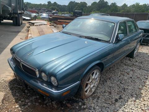 2001 Jaguar XJ8 for sale at Encore Auto Parts & Recycling in Jefferson GA