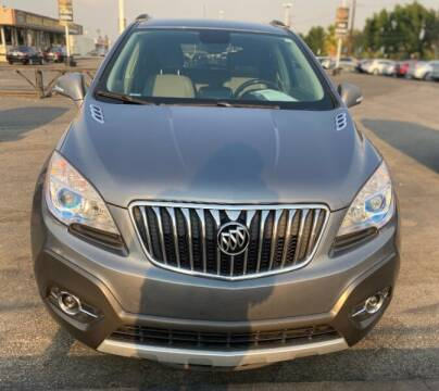2014 Buick Encore for sale at Global Auto Group in Fontana CA