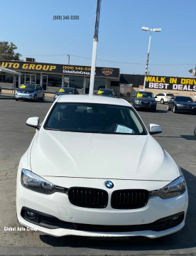2017 BMW 3 Series for sale at Global Auto Group in Fontana CA