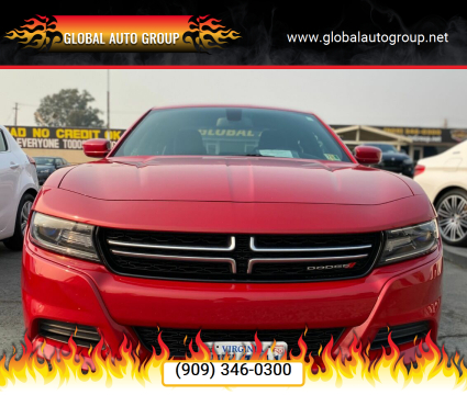 2016 Dodge Charger for sale at Global Auto Group in Fontana CA