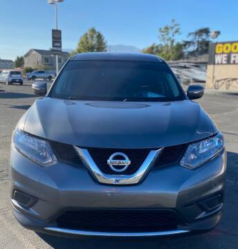 2015 Nissan Rogue for sale at Global Auto Group in Fontana CA