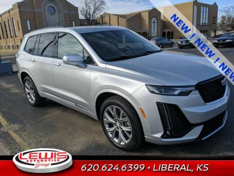 2020 Cadillac XT6 for sale at Lewis Chevrolet Buick Cadillac of Liberal in Liberal KS
