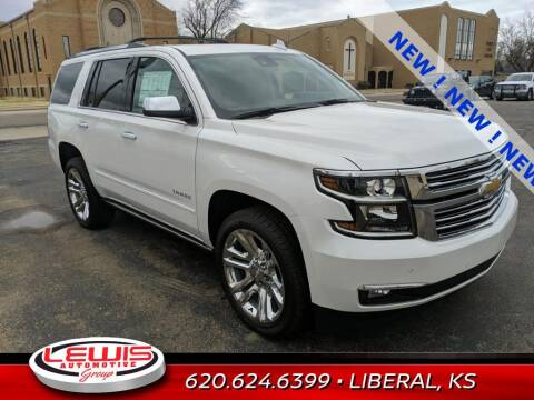 2020 Chevrolet Tahoe for sale at Lewis Chevrolet Buick Cadillac of Liberal in Liberal KS