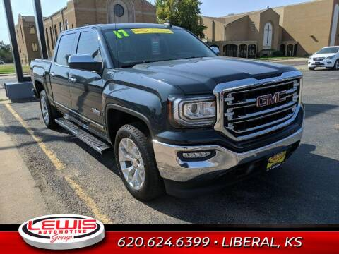 2017 GMC Sierra 1500 for sale at Lewis Chevrolet Buick Cadillac of Liberal in Liberal KS