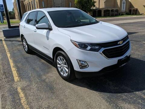 2020 Chevrolet Equinox for sale at Lewis Chevrolet Buick Cadillac of Liberal in Liberal KS