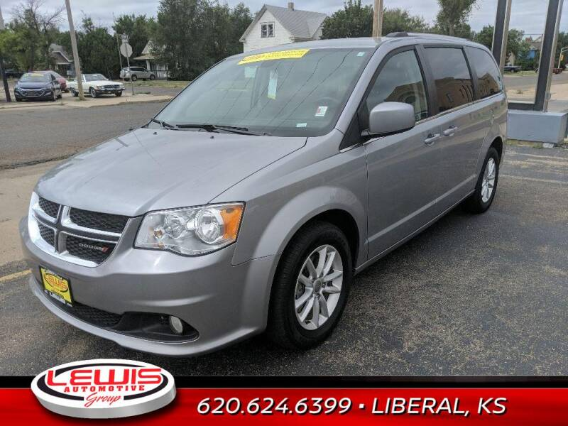 2019 Dodge Grand Caravan for sale at Lewis Chevrolet Buick Cadillac of Liberal in Liberal KS
