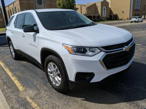 2020 Chevrolet Traverse for sale at Lewis Chevrolet Buick Cadillac of Liberal in Liberal KS