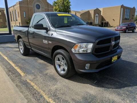 2016 RAM Ram Pickup 1500 for sale at Lewis Chevrolet Buick Cadillac of Liberal in Liberal KS