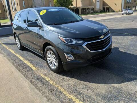 2019 Chevrolet Equinox for sale at Lewis Chevrolet Buick Cadillac of Liberal in Liberal KS