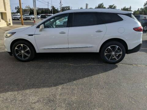2020 Buick Enclave for sale at Lewis Chevrolet Buick Cadillac of Liberal in Liberal KS