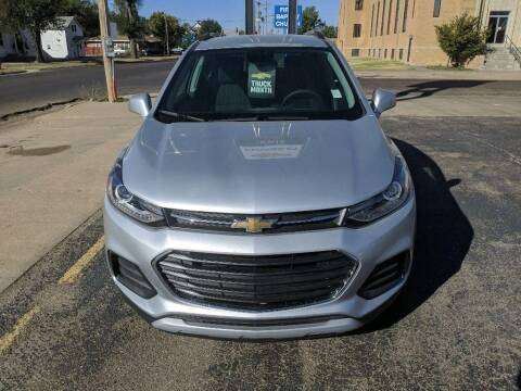 2020 Chevrolet Trax for sale at Lewis Chevrolet Buick Cadillac of Liberal in Liberal KS