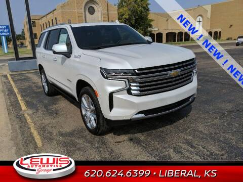 2021 Chevrolet Tahoe for sale at Lewis Chevrolet Buick Cadillac of Liberal in Liberal KS