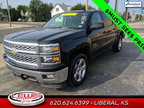 2014 Chevrolet Silverado 1500 for sale at Lewis Chevrolet Buick Cadillac of Liberal in Liberal KS