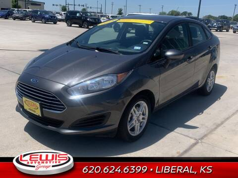 2018 Ford Fiesta for sale at Lewis Chevrolet Buick Cadillac of Liberal in Liberal KS