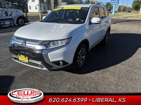 2019 Mitsubishi Outlander for sale at Lewis Chevrolet Buick Cadillac of Liberal in Liberal KS