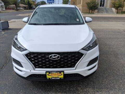 2019 Hyundai Tucson for sale at Lewis Chevrolet Buick Cadillac of Liberal in Liberal KS