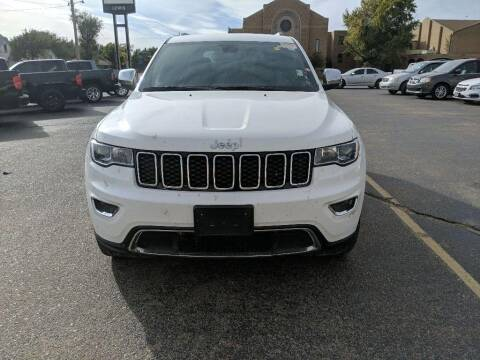 2019 Jeep Grand Cherokee for sale at Lewis Chevrolet Buick Cadillac of Liberal in Liberal KS