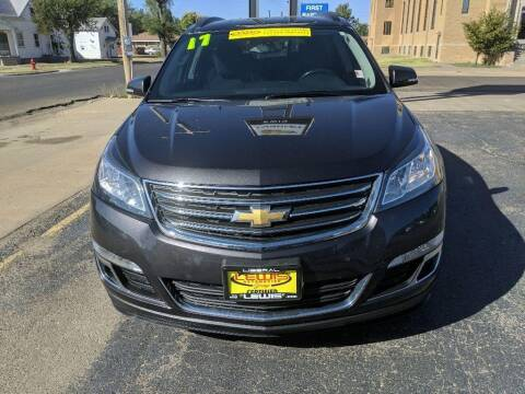 2017 Chevrolet Traverse for sale at Lewis Chevrolet Buick Cadillac of Liberal in Liberal KS