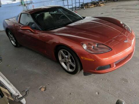 2006 Chevrolet Corvette for sale at Lewis Chevrolet Buick Cadillac of Liberal in Liberal KS