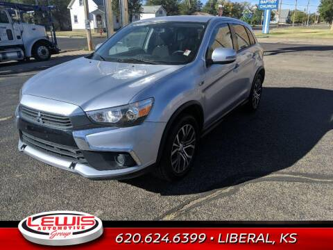 2016 Mitsubishi Outlander Sport for sale at Lewis Chevrolet Buick Cadillac of Liberal in Liberal KS