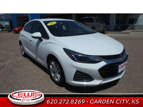 2019 Chevrolet Cruze for sale at Lewis Chevrolet Buick Cadillac of Liberal in Liberal KS