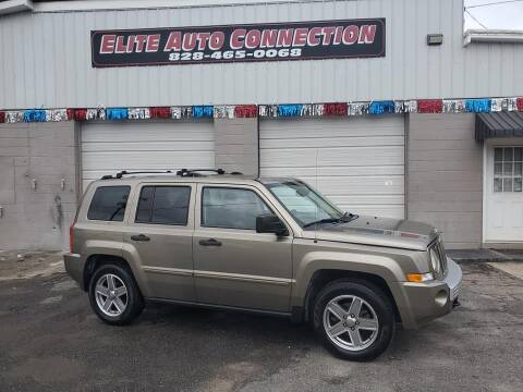 2007 Jeep Patriot for sale at Elite Auto Connection in Conover NC