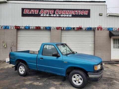 1996 Mazda B-Series Pickup for sale at Elite Auto Connection in Conover NC
