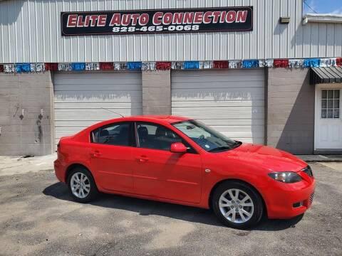 2008 Mazda MAZDA3 for sale at Elite Auto Connection in Conover NC