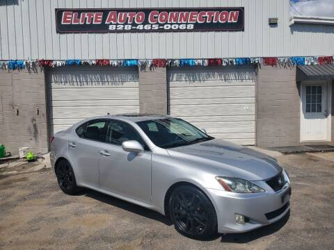 2007 Lexus IS 250 for sale at Elite Auto Connection in Conover NC