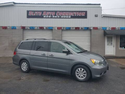 2009 Honda Odyssey for sale at Elite Auto Connection in Conover NC