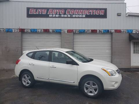 2013 Nissan Rogue for sale at Elite Auto Connection in Conover NC