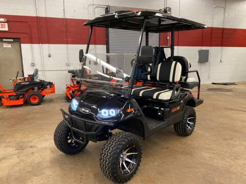 2021 Aetric SDL 4 Seater Lifted for sale at Columbus Powersports - Golf Carts in Columbus OH