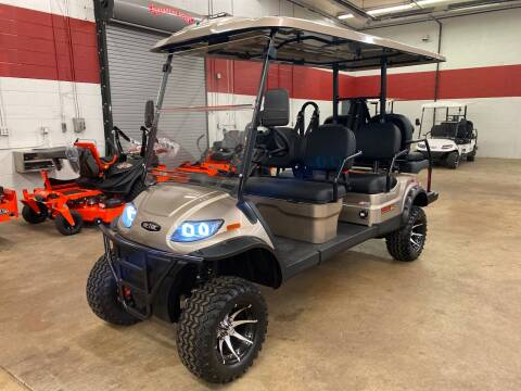 2021 Aetric SDL 6 Seater Lifted for sale at Columbus Powersports - Golf Carts in Columbus OH